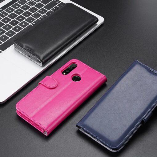 Huawei P30 Lite kaarditaskuga kaaned must 16