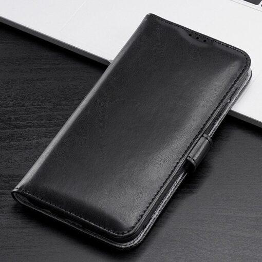 Huawei P30 Lite kaarditaskuga kaaned must 18