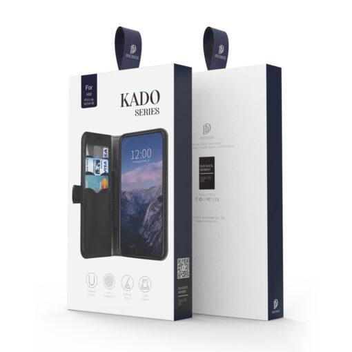Huawei P30 Lite kaarditaskuga kaaned must 20