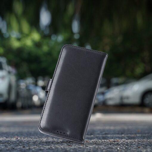 Huawei P30 Lite kaarditaskuga kaaned must 3