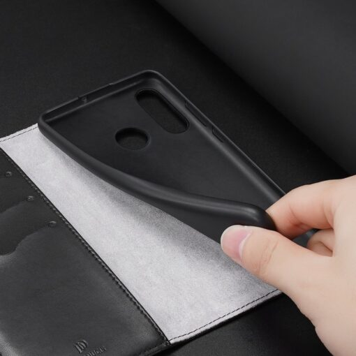 Huawei P30 Lite kaarditaskuga kaaned must 4