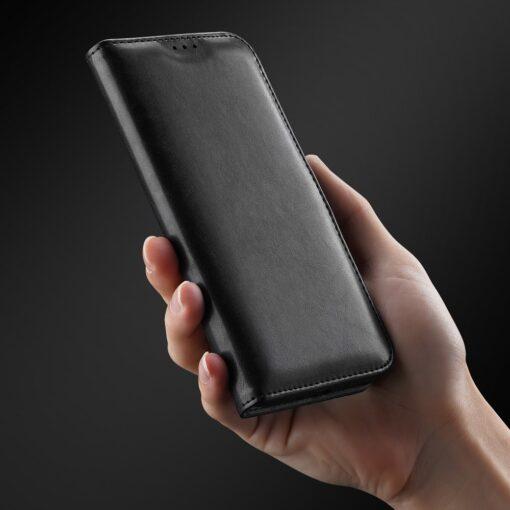 Huawei P30 Lite kaarditaskuga kaaned must 8