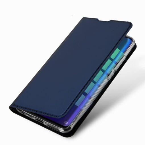 Huawei P30 kunstnahast kaaned DUX DUCIS Skin Pro Bookcase must 12