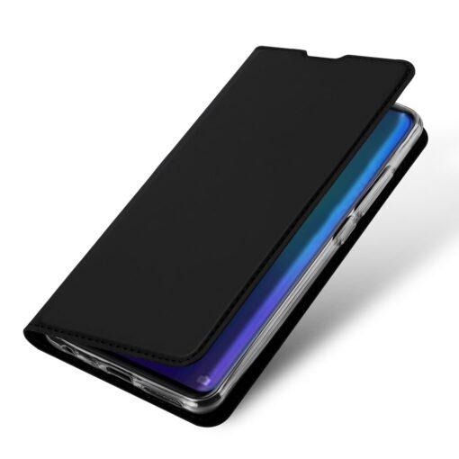 Huawei P30 kunstnahast kaaned DUX DUCIS Skin Pro Bookcase must 3