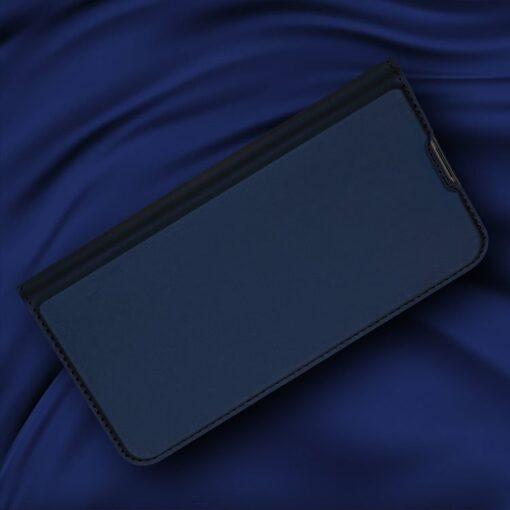 Huawei P30 kunstnahast kaaned DUX DUCIS Skin Pro Bookcase must 5