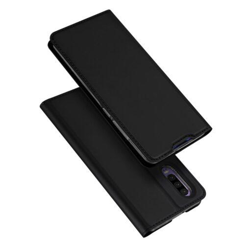 Huawei P30 kunstnahast kaaned DUX DUCIS Skin Pro Bookcase must