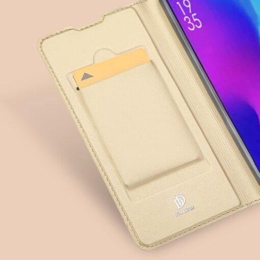 Huawei P30 kunstnahast kaaned DUX DUCIS Skin Pro Bookcase must 8