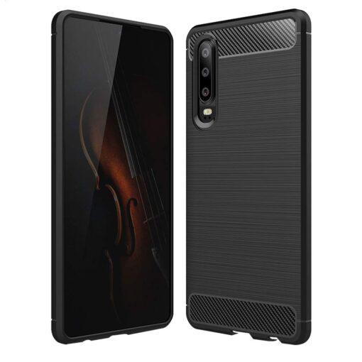 Huawei P30 umbis Carbon must