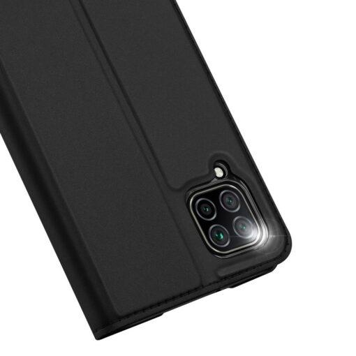 Huawei P40 Lite kunstnahast kaaned DUX DUCIS Skin Pro Bookcase must 2