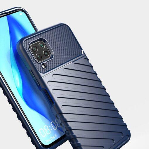 Huawei P40 Lite tugev umbris Thunder silikoonist must 3
