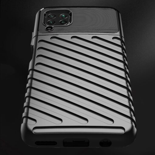 Huawei P40 Lite tugev umbris Thunder silikoonist must 6
