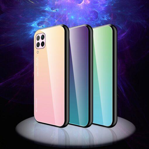 Huawei P40 Lite umbris gradient roosa 1