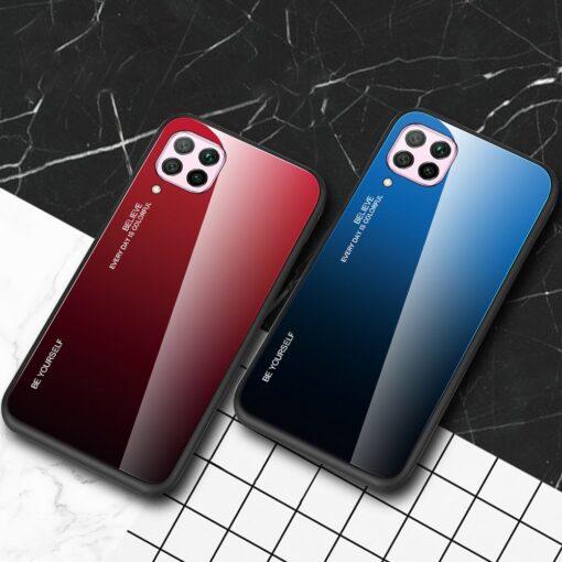 Huawei P40 Lite umbris gradient roosa 12