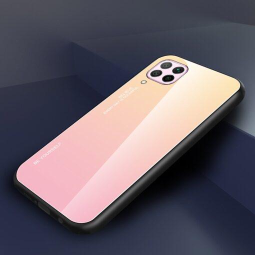 Huawei P40 Lite umbris gradient roosa 15