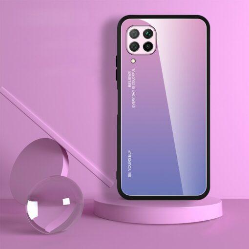 Huawei P40 Lite umbris gradient roosa 4