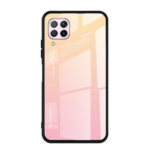 Huawei P40 Lite umbris gradient roosa