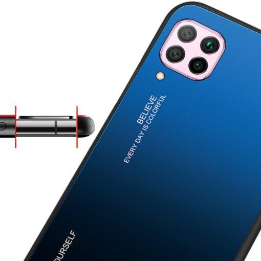 Huawei P40 Lite umbris gradient roosa 9