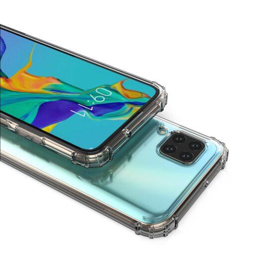 Huawei P40 Lite umbris tugevdatud nurkadega silikoonist 7