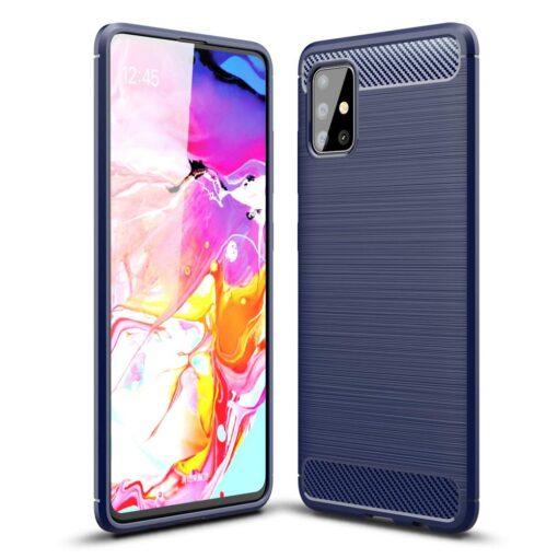 Samsung 71 umbris silikoonist Carbon sinine