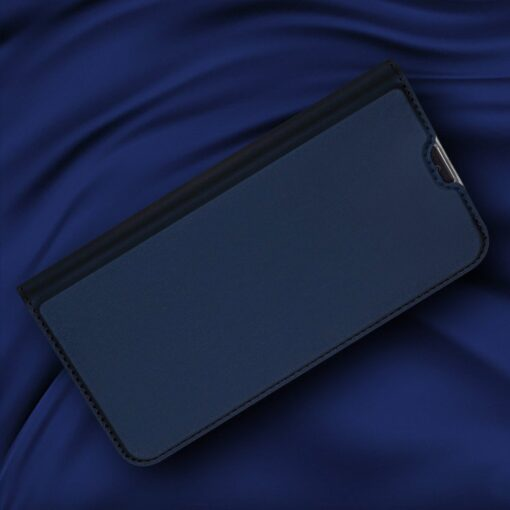 Samsung A10 kunstnahast kaaned DUX DUCIS Skin Pro Bookcase kuldne 5