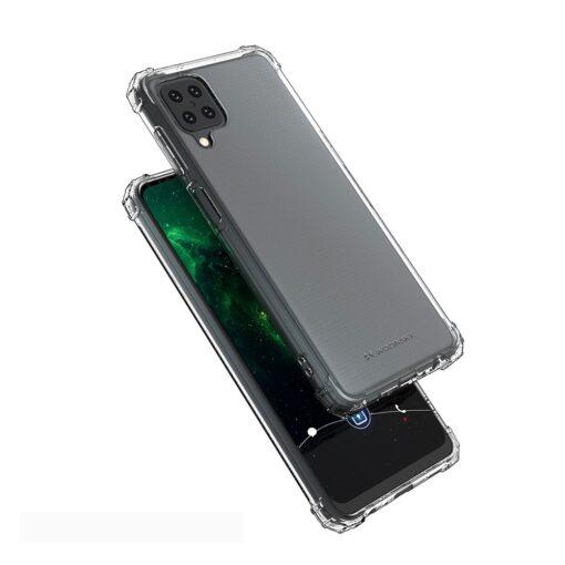 Samsung A12 umbris tugevdatud nurkadega silikoonist 7