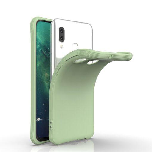 Samsung A20e tugevdatud nurkadega silikoonist umbris must 3