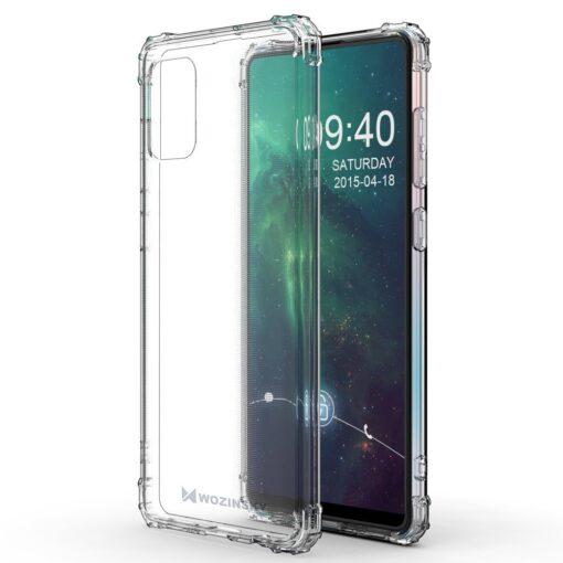 Samsung A21S umbris tugevdatud nurkadega silikoonist 3