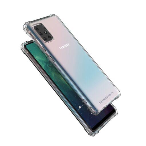 Samsung A21S umbris tugevdatud nurkadega silikoonist 5
