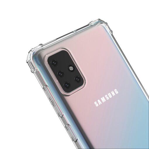 Samsung A21S umbris tugevdatud nurkadega silikoonist 6