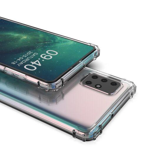 Samsung A21S umbris tugevdatud nurkadega silikoonist 7
