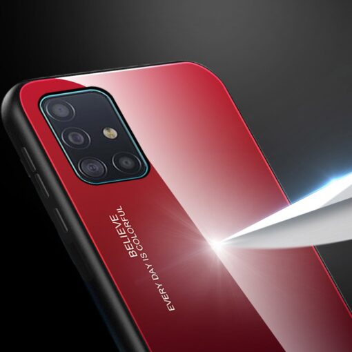Samsung A51 umbris roosa 10