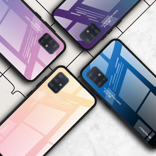 Samsung A51 umbris roosa 13