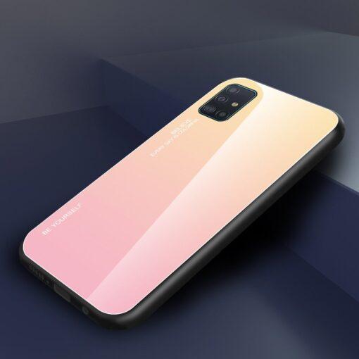 Samsung A51 umbris roosa 15