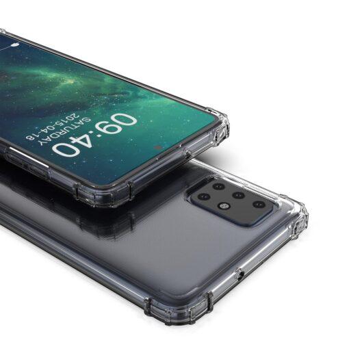 Samsung A51 umbris tugevdatud nurkadega silikoonist 7