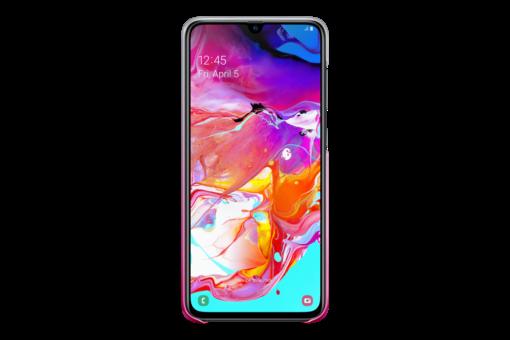 Samsung A70 Samsung Gradation plastikust roosa EF AA705CPEGWW 2