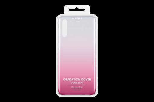Samsung A70 Samsung Gradation plastikust roosa EF AA705CPEGWW 5