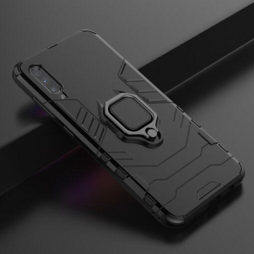 Samsung A70 umbris Ring Armor punane 8