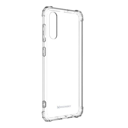 Samsung A70 umbris tugevdatud nurkadega silikoonist 1