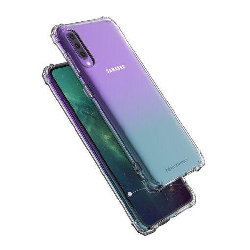 Samsung A70 umbris tugevdatud nurkadega silikoonist 5