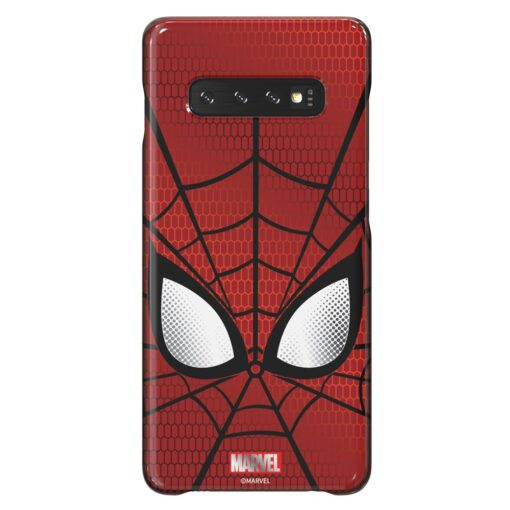 Samsung S10 Marvel Spider Man umbris plastikust punane GP G973HIFGKWD