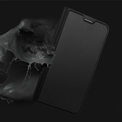 Samsung S10e kunstnahast kaaned DUX DUCIS Skin Pro Bookcase must 7