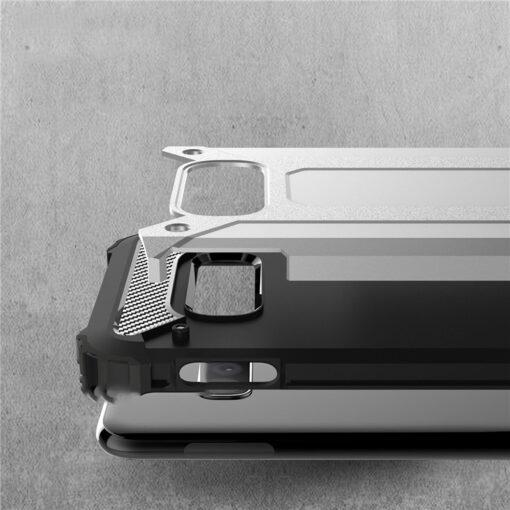 Samsung S10e umbris Hybrid Armor plastikust taguse ja silikoonist raamiga must 2