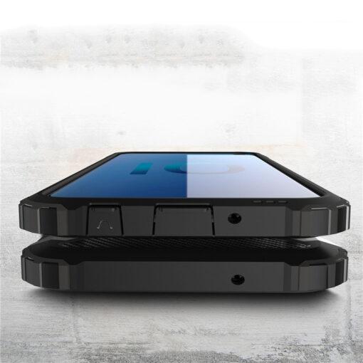 Samsung S10e umbris Hybrid Armor plastikust taguse ja silikoonist raamiga must 3