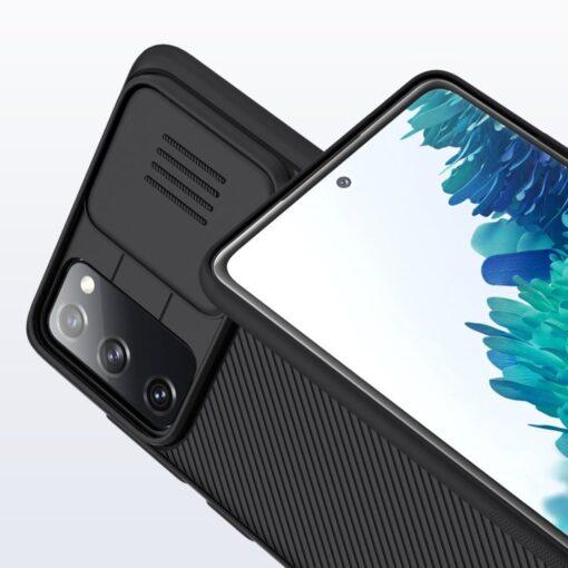 Samsung S20 FE umbris Nillkin Camshield 14