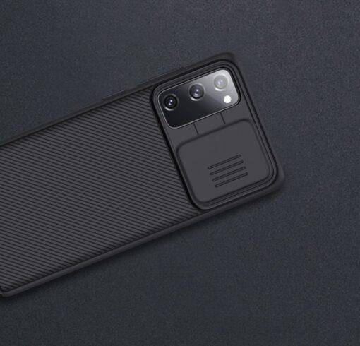 Samsung S20 FE umbris Nillkin Camshield 9