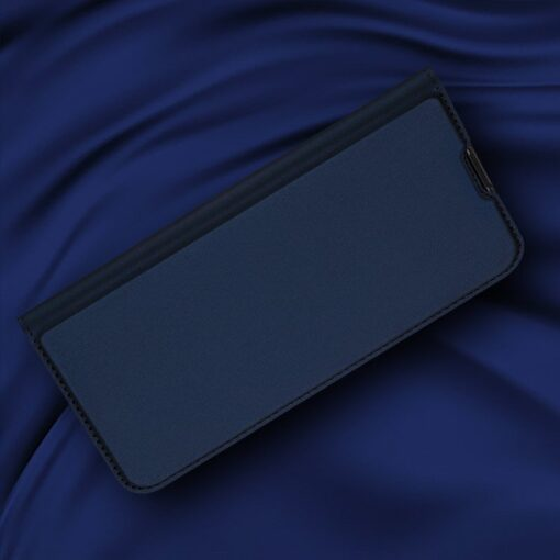 Samsung S20 Plus kunstnahast kaaned DUX DUCIS Skin Pro Bookcase roosa 6
