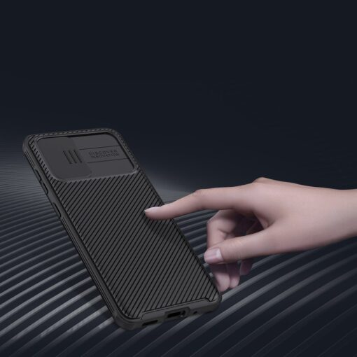 Samsung S20 Plus umbris Nillkin Camshield 10