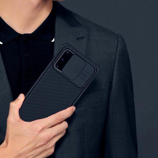 Samsung S20 Plus umbris Nillkin Camshield 14
