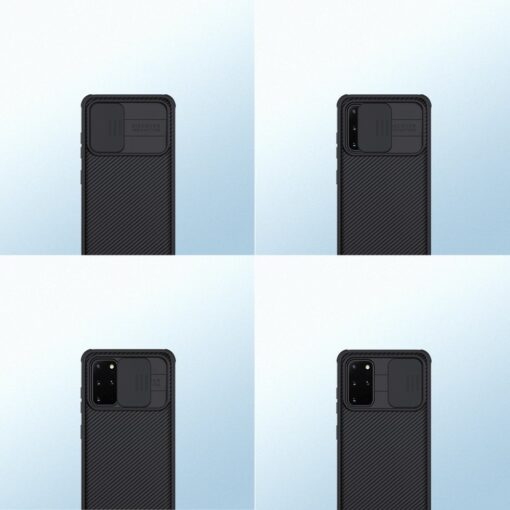 Samsung S20 Plus umbris Nillkin Camshield 3