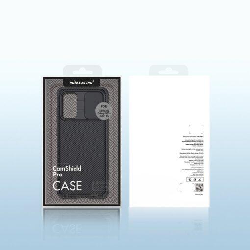 Samsung S20 Plus umbris Nillkin Camshield 4